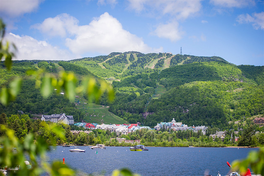Mont-tremblant spring